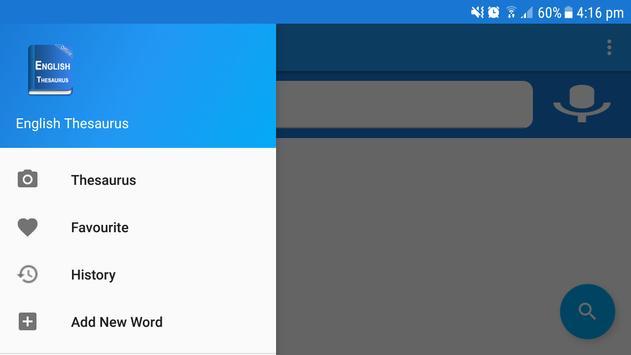 English Thesaurus screenshot 9