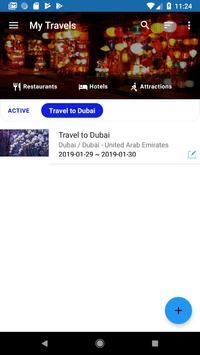 My Travels screenshot 3