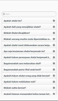Cara Shalat dan Bacaan Shalat screenshot 5