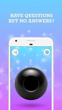 Magic Ball of Fate Prediction - Make Decisions poster