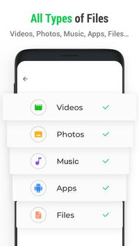 Share Apps & File Transfer - inShare screenshot 3