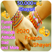 Friendship Shayari : Quotes,Thought and Status icon