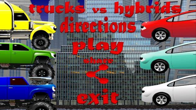 Trucks vs Hybrids screenshot 5