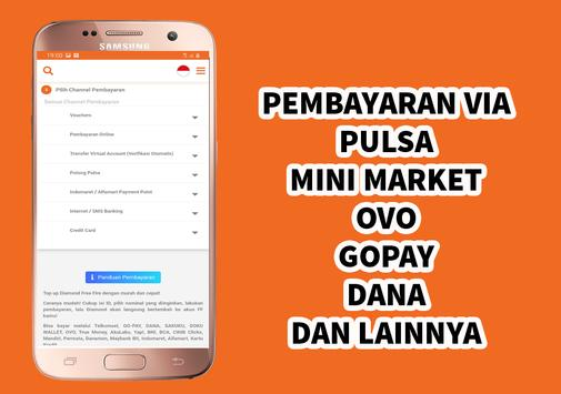 Coda shop 2020 - Topup Voucher Game Via Pulsa screenshot 1