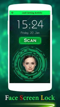 Face Screen Lock PRANK screenshot 1
