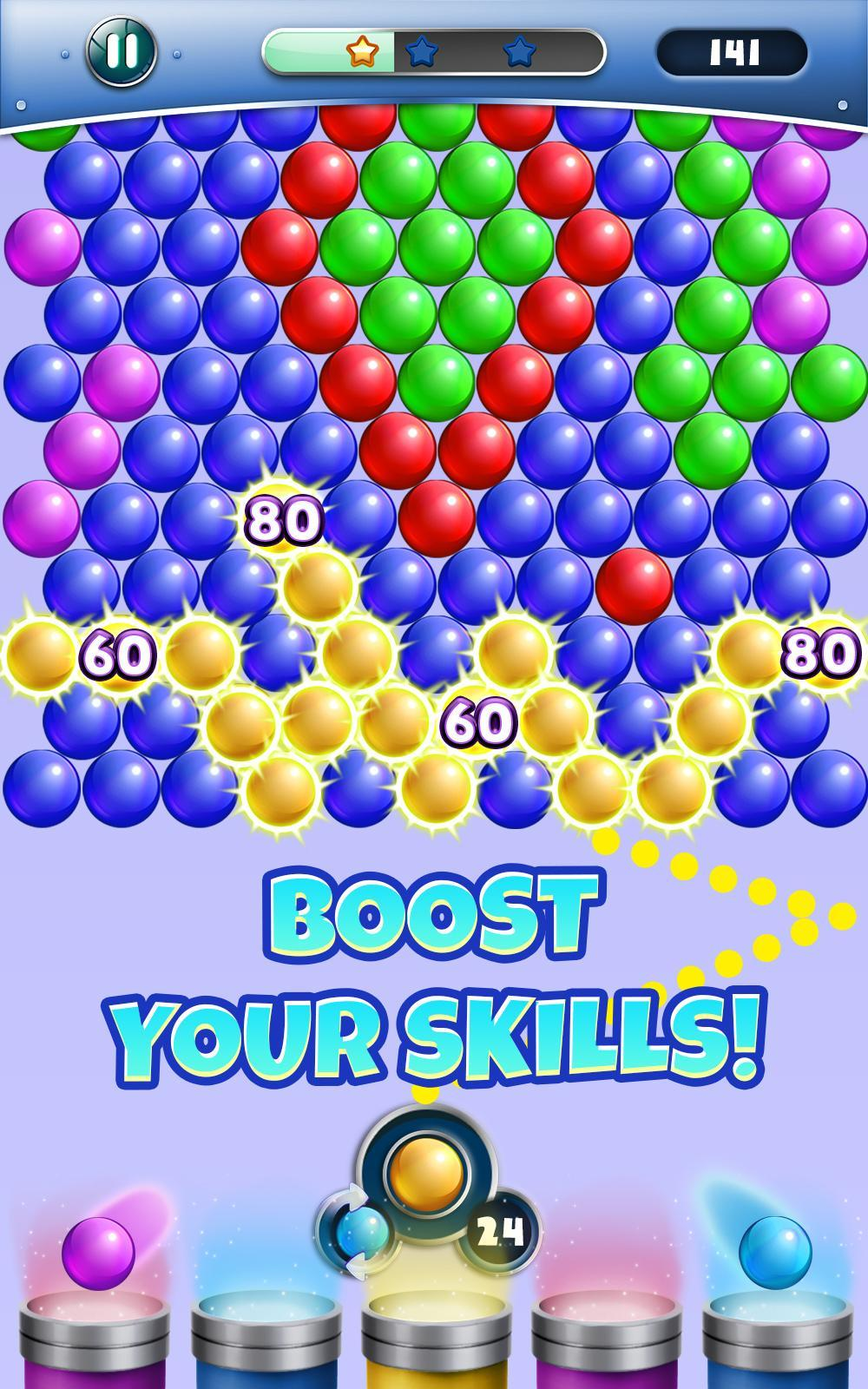 Bubbel Shooter 3