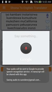 Sohana English Translator screenshot 2
