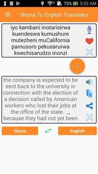 Sohana English Translator screenshot 3