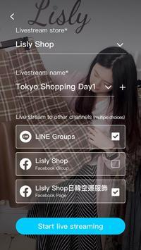 HandsUP - Live Selling App screenshot 3