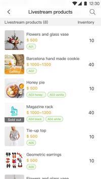 HandsUP - Live Selling App screenshot 2