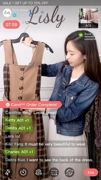 HandsUP - Live Selling App screenshot 4