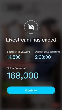 HandsUP - Live Selling App screenshot 6