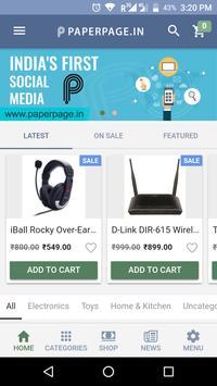 PaperPage - Shop screenshot 3