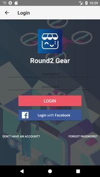 Round2 Gear screenshot 2