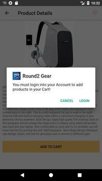 Round2 Gear screenshot 5