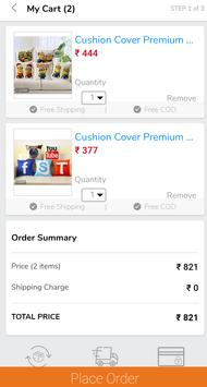 Shopping Street Online Shopping Deal screenshot 3
