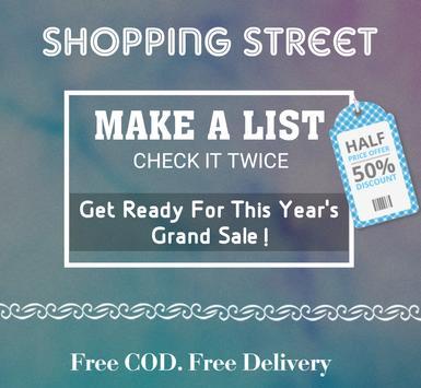 Shopping Street Online Shopping Deal screenshot 4
