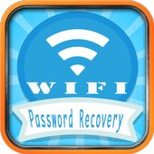 Wifi Password Recovery - Who Use My Wifi icon