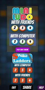 Mini Ludo : Free Board Games Ashta Chama sap-sidi screenshot 3