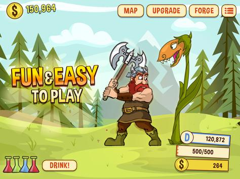 Axe Clicker Screenshot 1