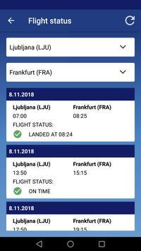 Adria Airways screenshot 3