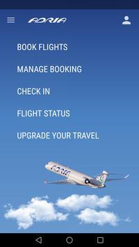 Adria Airways poster