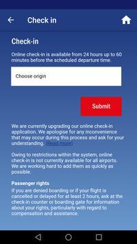 Adria Airways screenshot 4