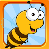 Flobeey: Little Bee Adventure icon