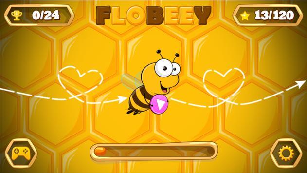 Flobeey: Little Bee Adventure screenshot 4