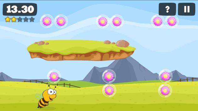 Flobeey: Little Bee Adventure screenshot 5
