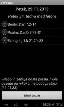Lekcionar screenshot 7