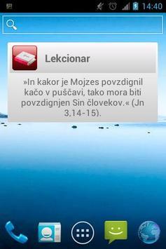 Lekcionar screenshot 2