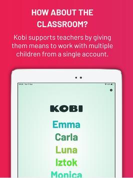 KOBI - Helps Children Read screenshot 14
