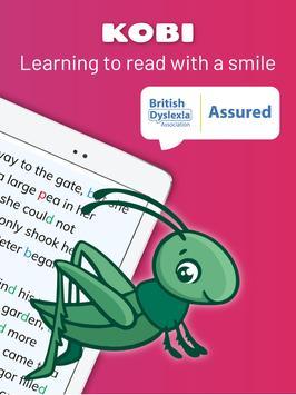 KOBI - Helps Children Read screenshot 16