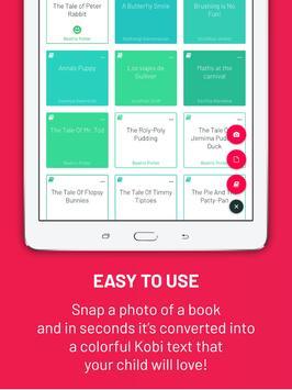KOBI - Helps Children Read screenshot 20