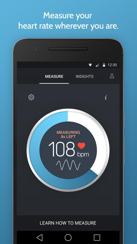 528d4d871ae Instant Heart Rate for Android - APK Download