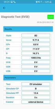 Metrel eMobility screenshot 6