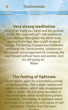 Meditation Feel The Energy screenshot 1