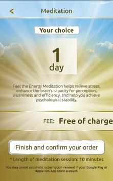 Meditation Feel The Energy screenshot 3