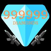 Diamantes Gratis para FF ícone