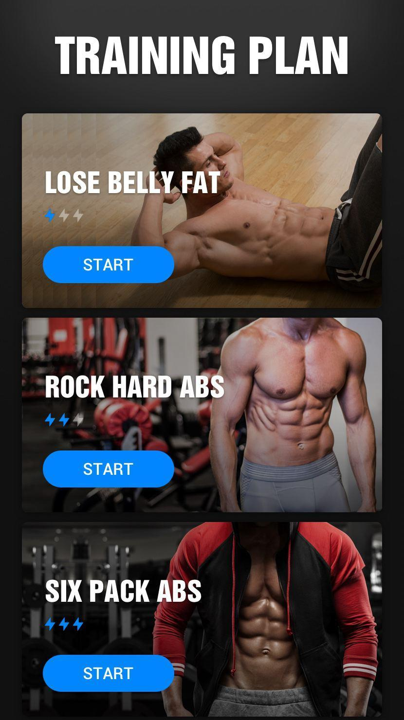 Six Pack in 30 Days for Android - APK Download
