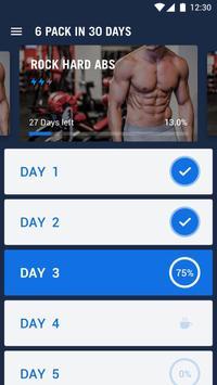 Six Pack in 30 Days screenshot 1