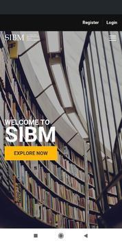 SibmApp poster