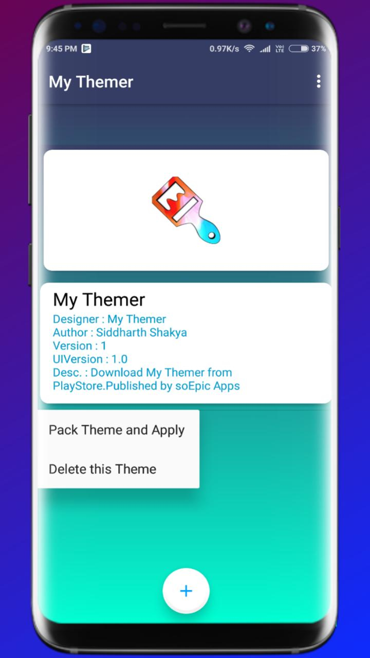 My Themer for Android - APK Download