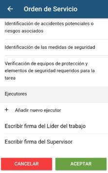 Ordenes de Trabajo screenshot 3