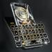 Silver Luxury Watch Wallpaper and Keyboard APK