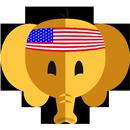 Leer simpel Amerikaans Engels-APK