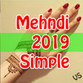 Simple Mehndi Designs 2019