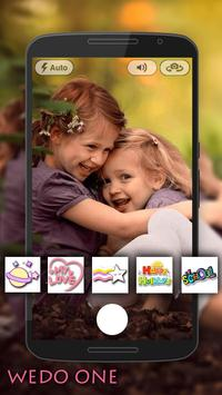 Face Camera Stikers 2019 - Camera Face Filter. screenshot 3
