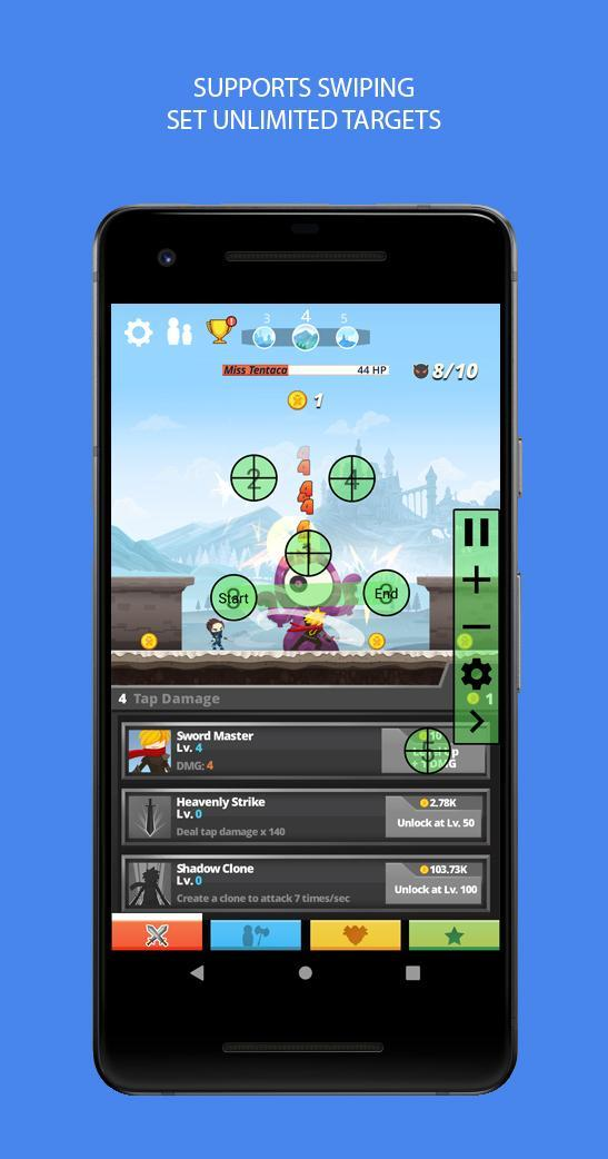 Automatic Clicker for Android - APK Download